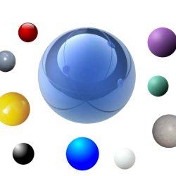 La esfera, su área y superficie