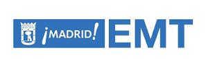 Logotipo autobus EMT