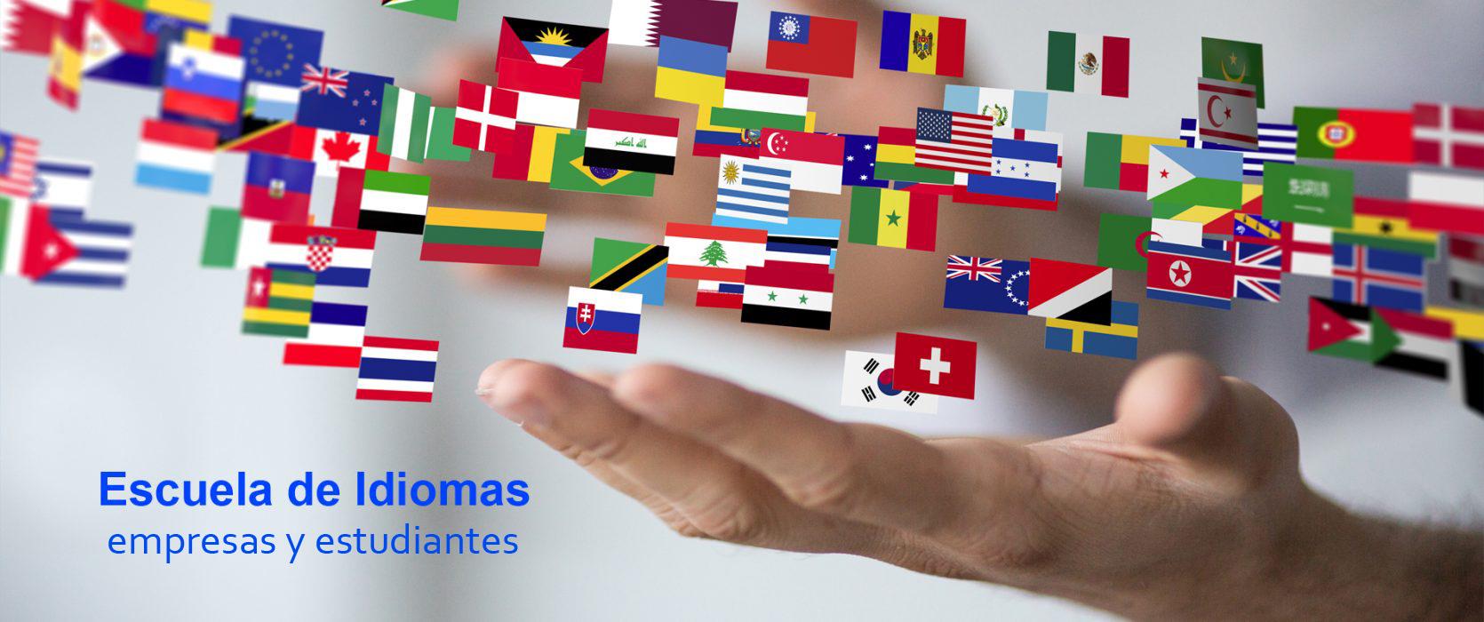 Escuela academia de idiomas en Madrid