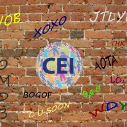 Abreviaturas y acrónimos más utilizadas en inglés
