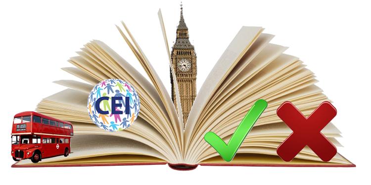 Test cuestionario para principiantes de inglés